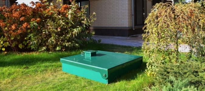 Автономная канализация для частного дома и дачи